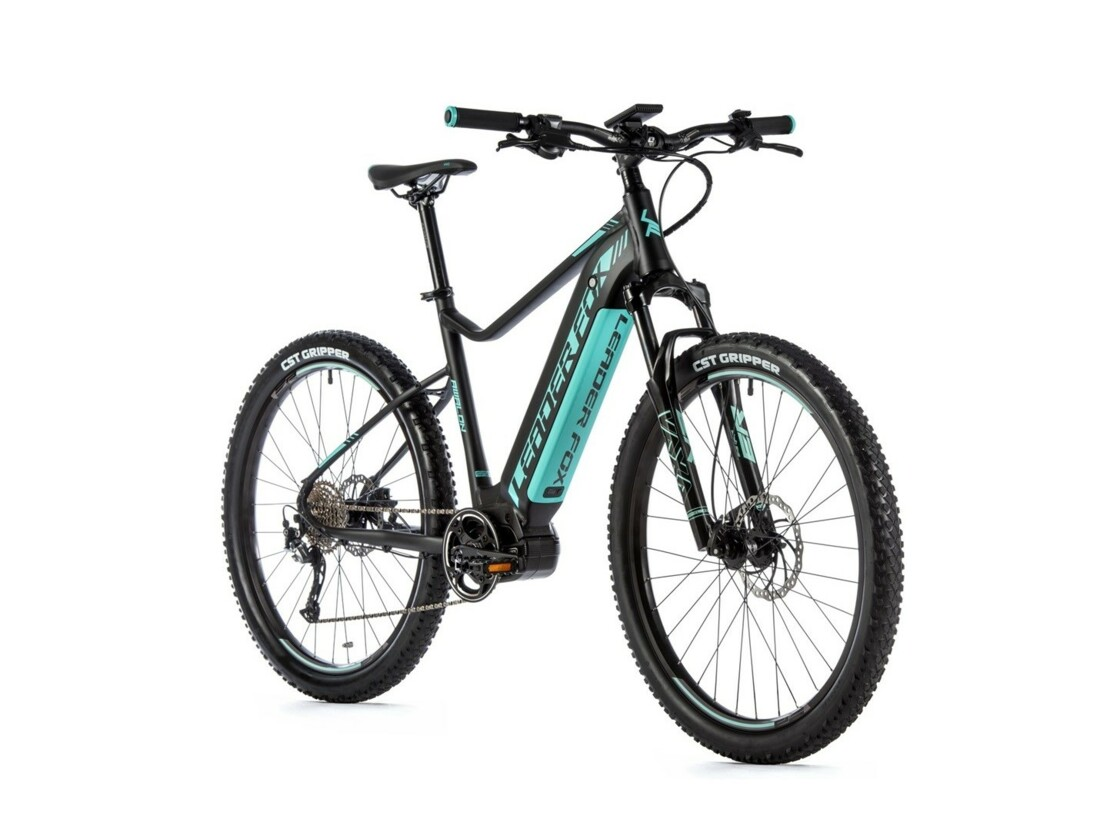 "LEADER FOX Awalon 27,5"" 2020 - mountain e-bike - central motor Bafang"