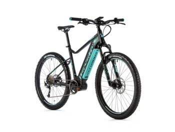 "Mountain e-bike Awalon 2020 with aluminum frame, sports design and 27,5"" wheels."