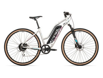 Touring e-bike with rear motor Sport Drive m155 with a torque of up to 40 Nm.