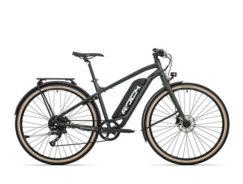 A women's touring e-bike with a Sport Drive M155 rear motor providing torque of up to 40Nm.
