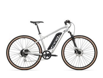 A touring e-bike with a Sport Drive M155 rear motor providing torque of up to 40Nm.