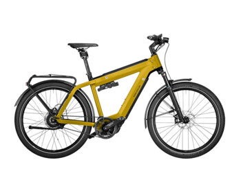 An e-bike with a dual battery with a 1000 Wh capacity and an excellent Bosch Performance Line CX motor.
