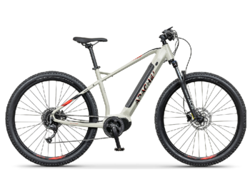 An e-MTB with a Bafang MaxDrive motor, peak power of 520W and torque up to 80Nm.