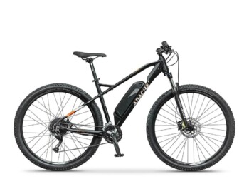 Mountain e-bike with Silent Plus 250W rear motor and a frame battery with a capacity of 470Wh.