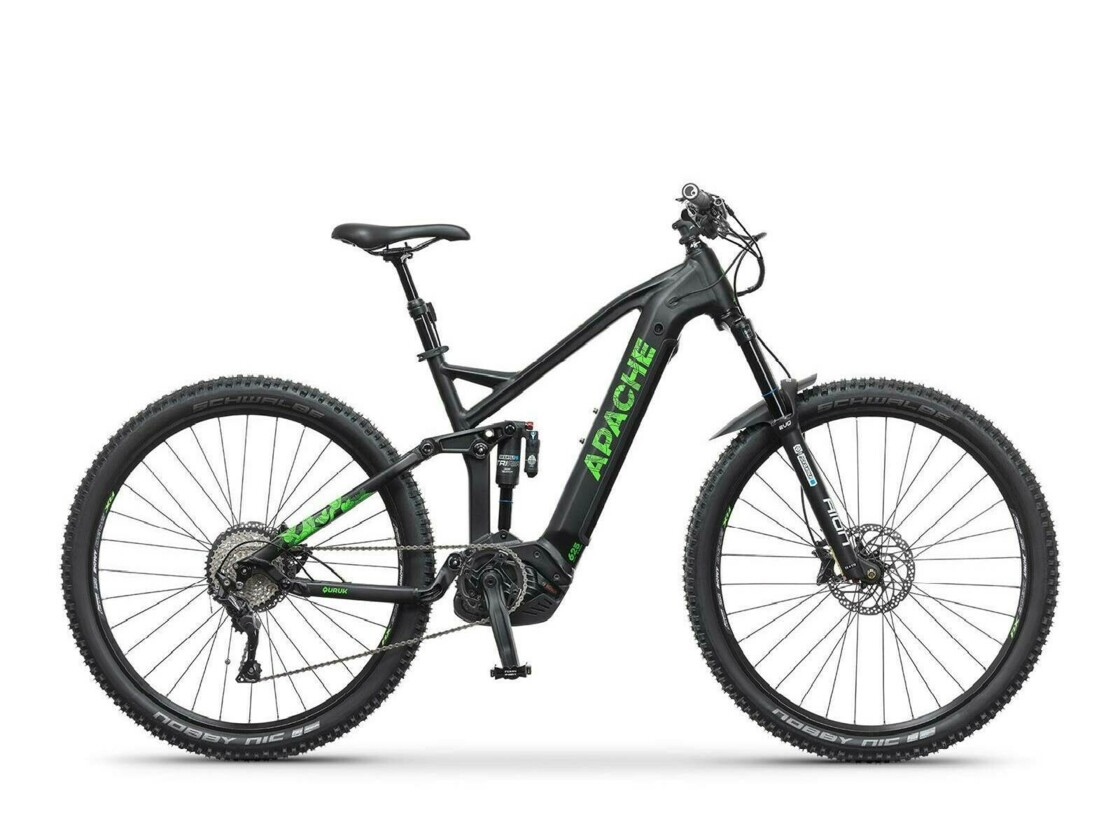 "APACHE Quruk Bosch CX 29"" 2020 - mountain e-bike - central motor Bosch Performance CX"