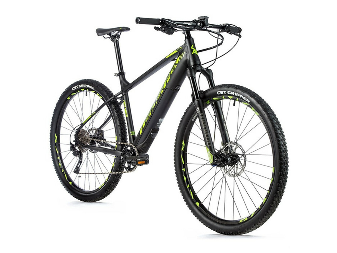 "LEADER FOX Rover 29"" 2020 - mountain e-bike - central drive Fazua"