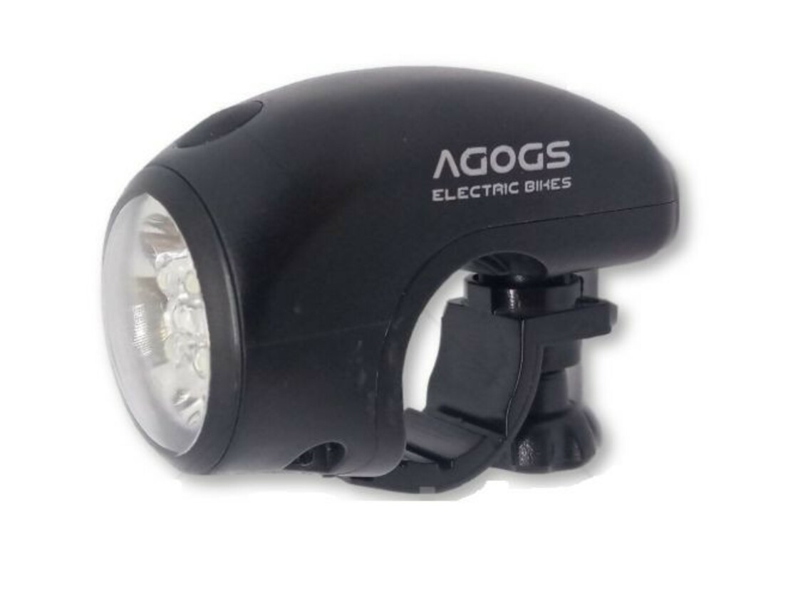AGOGS design front light