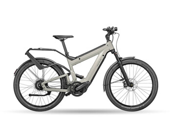 An e-bike with a dual battery with 1,000Wh capacity and an excellent Bosch Performance Line CX motor.