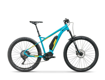 Fatal eHT 1 is an electric bike for those who like to discover new trails in the mountains and for those who go on a long all-day route with friends.