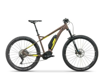 Qayron Fatal eHT Q - an electric bike that moves you even further and higher.