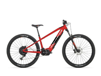New generation frame with Trail Ultimate geometry for maximum control on the trail.