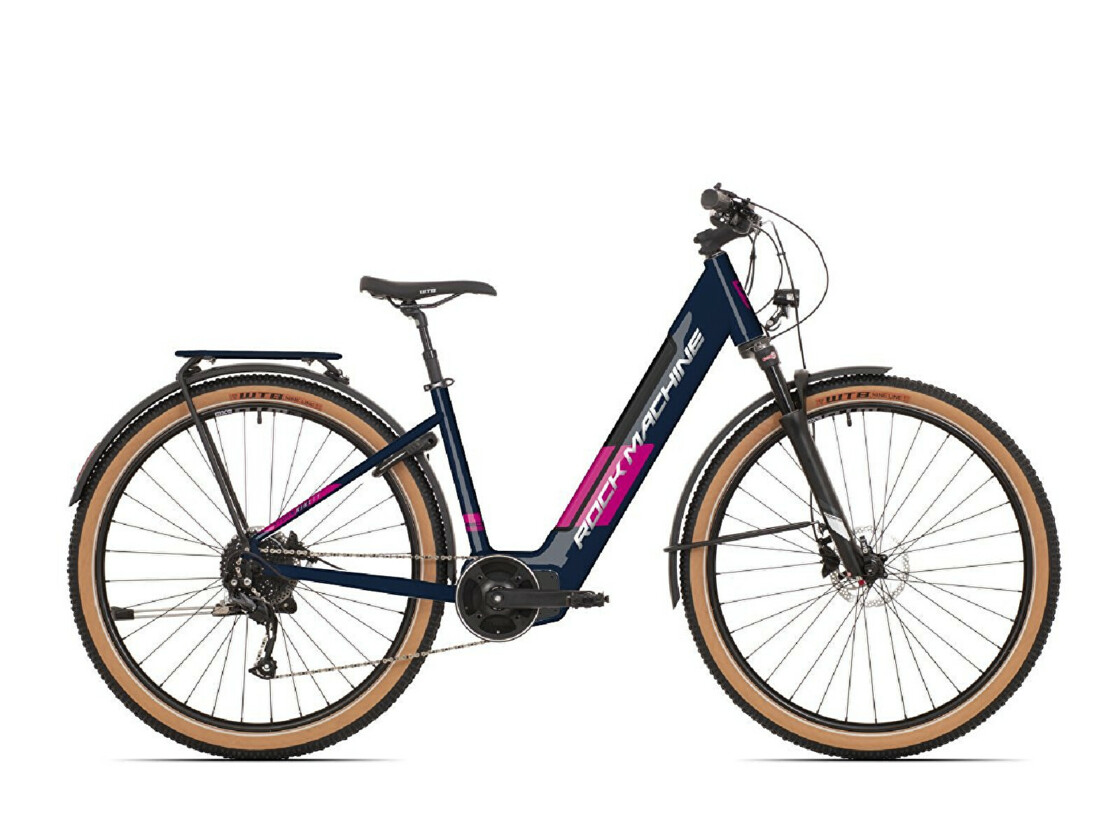 E-bike ROCK MACHINE Storm INT e90-29 lady touring