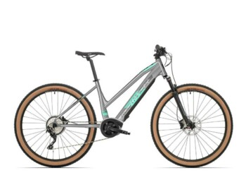 Popular women's mountain e-bike with improved controls for more comfortable off-road riding.