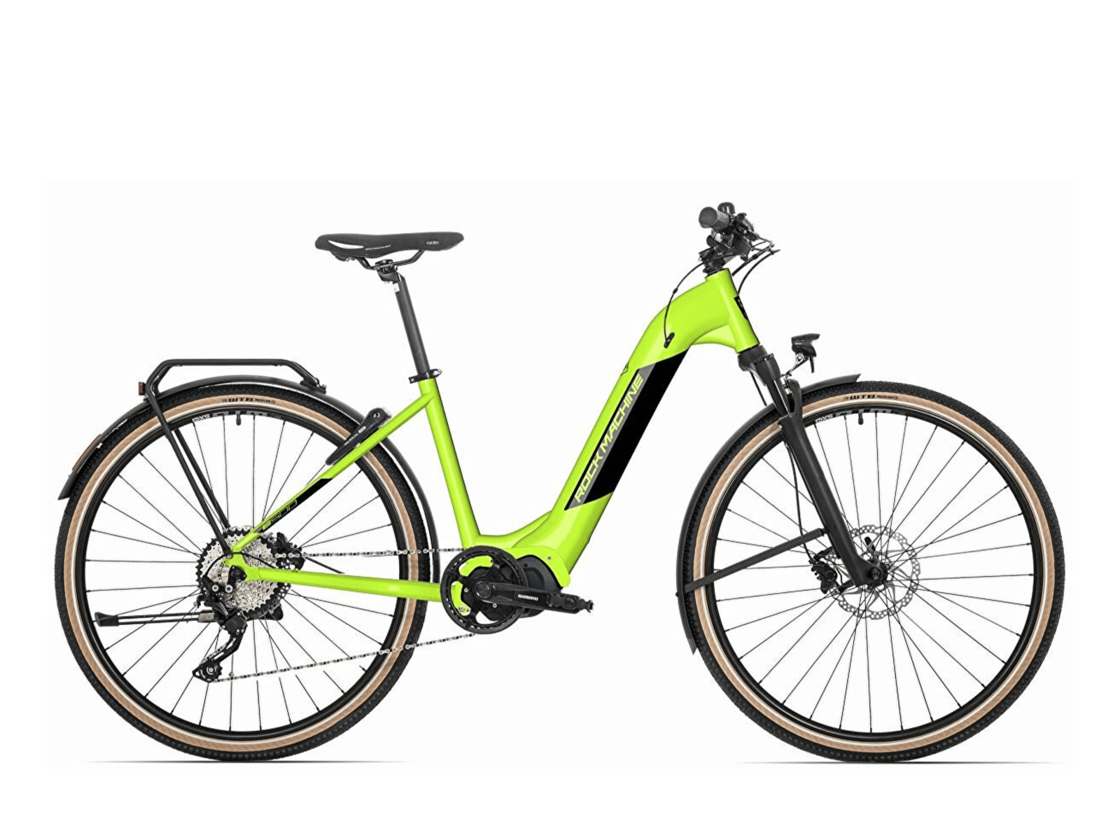 E-bike ROCK MACHINE Cross INT e500 STePS touring