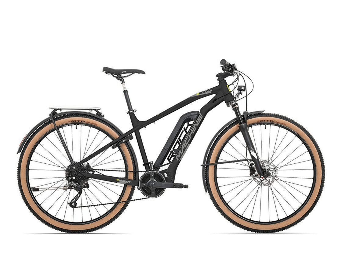 E-bike ROCK MACHINE Storm e90-29 touring