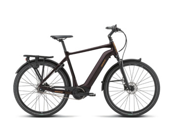 A fully equipped city e-bike with a powerful Yamaha SyncDrive Sport central motor and an integrated 500 Wh EnergyPak Smart battery. Anytour E+ 3 GTS is an ideal companion for trips to the city or easier rides through the countryside.