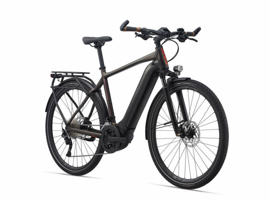 E-bike GIANT EXPLORE E+ 1 PRO GTS