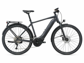 Travel e-bike with a high-quality SyncDrive Sport center motor and integrated EnergyPak Smart 500 Wh battery. The aluminum frame, RideControl and reliable disc brakes ensure maximum comfort and safety while driving.
