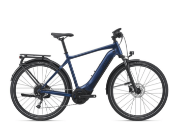 Explore E+ 2 GTS introduce itself as a perfect partner for country trips and city trips. It is equipped with a high-quality Yamaha SyncDrive Sport engine with Smart Assist mode and a 500 Wh battery. The sprung fork and reliable brakes ensure maximal comfort.