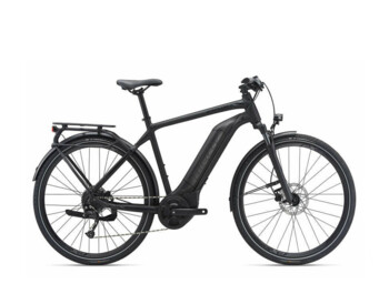Trekking e-bike with a powerful SyncDrive Sport motor in Smart Assist mode and an integrated 500 Wh EnergyPak battery. Explore E+ 3 GTS is a great companion for country trips and city rides.