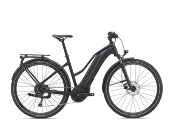 Travel e-bike with a powerful Yamaha SyncDrive Sport engine and EnergyPak 500 Wh battery. It has a lowered frame for easier boarding. Explore E+ 3 STA will be your great companion for country trips and city rides.