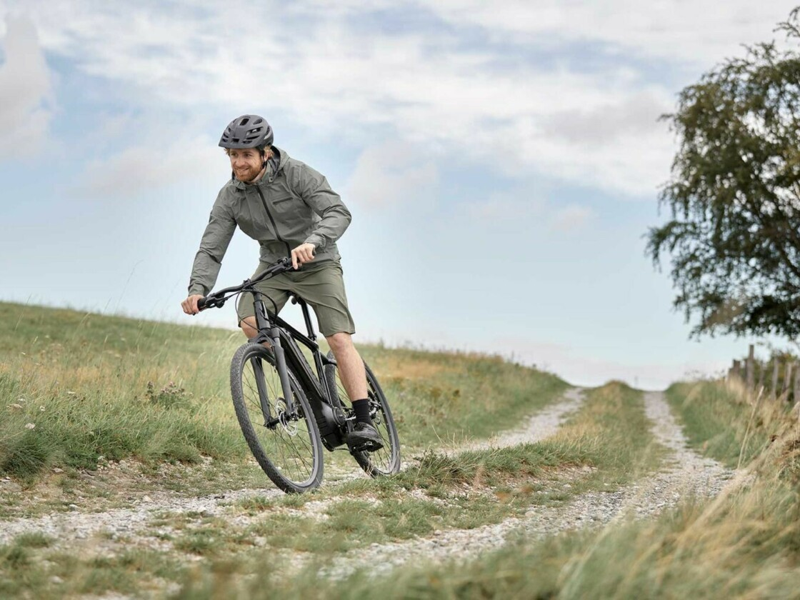 E-bike GIANT ROAM E+ GTS