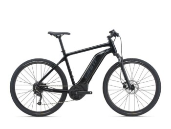 Trekking e-bike built on a light but high-quality ALUXX frame. Equipped with a high-quality SyncDrive Core engine, EnergyPak 400 Wh lithium battery, reliable disc brakes and Giant RideControl One ANT+ control.