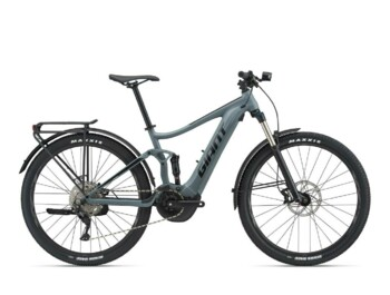 Fully sprung e-bike, which you will appreciate in more demanding terrain, but also on smaller unevenness. The Stance E+ EX is equipped with a Yamaha SyncDrive Sport engine and an integrated EnergyPak battery. Your ride will be pleasant, comfortable and fun.