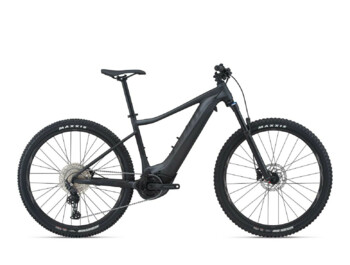 Fathom E + 2 Pro mountain e-bike with a powerful Yamaha SyncDrive Pro center motor and a 625Wh battery perfectly placed in the frame - located at the bottom. At first glance, you can hardly tell that it is an e-bike.