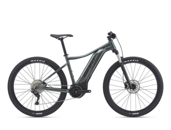 Well-equipped mountain e-bike with the new Yamaha SyncDrive Core engine and integrated EnergyPak lithium battery with a capacity of 500 Wh. You will also appreciate the Giant RideControl One ANT + control unit, reliable hydraulic brakes and a sprung fork. Treat yourself to a great driving experience with the Talon E + 1.