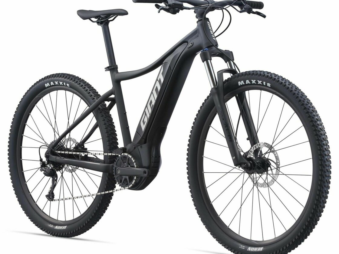 E-bike GIANT TALON E+ 2 29 - black