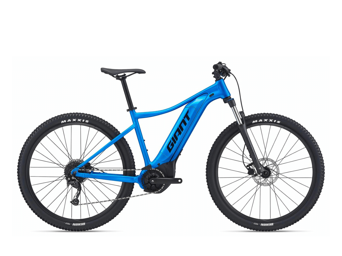 E-bike GIANT TALON E+ 2 29 - blue