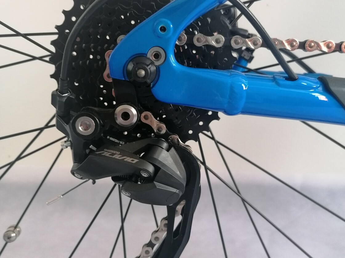 GIANT TALON E + 2 29 - Shimano Alivio M3100, 9-Speed