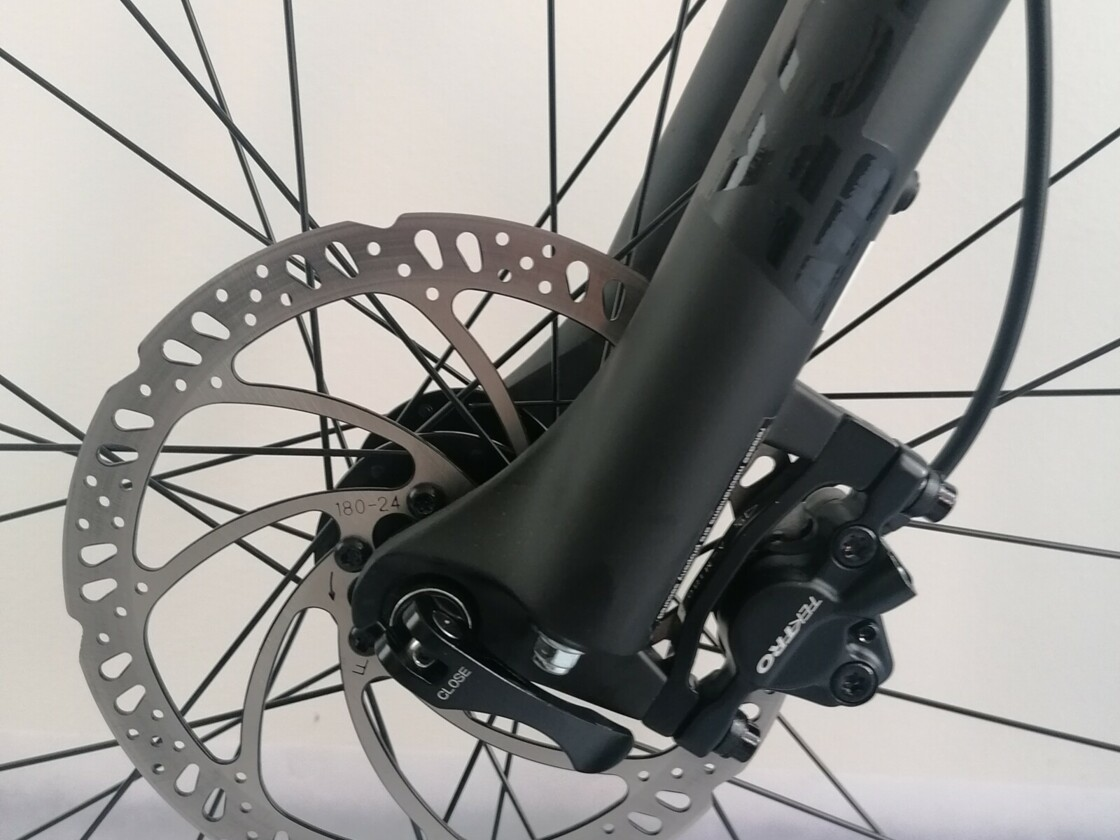 GIANT TALON E + 2 29 - Front brake disc