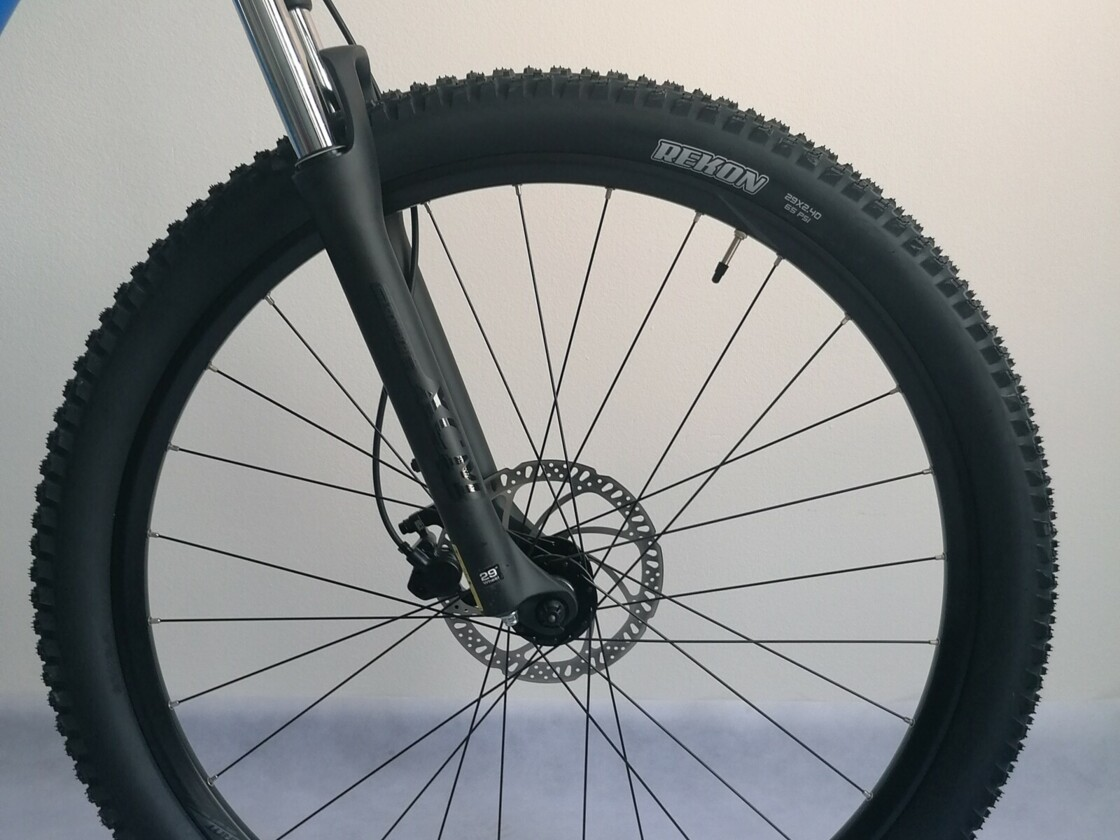 "GIANT TALON E + 2 29 - wheel 29 ""with tire MAXXIS Rekon 29x2.4"