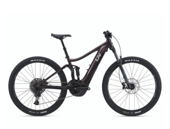 Full sprung mountain e-bike suitable especially for wilder riding in the terrain. The geometry is designed according to the production technology 3F - Fit, Form, Function - with regard to and with the specifics of the female body and driving style. Tuned and tested by women. For maximum comfort.