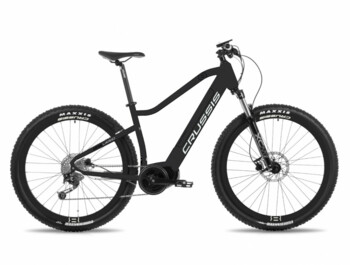 "Mountain e-bike, which boasts quality and reliable components such as the Bafang Max Drive central motor, fully integrated 630 Wh battery, Shimano hydraulic brakes or 29"" wheels fitted with MAXXIS ARDENT tires."