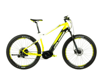 "Top MTB model for 2021 with a range of up to 200 km. The modern e-bike equipped with a Bafang central engine, a Samsung 900 Wh battery, 29"" wheels and Shimano brakes will take great care of you even in the most demanding terrain on the hills."