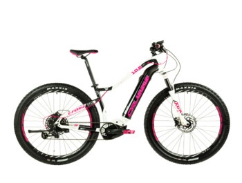 One of the most popular women's mountain e-bikes. E-Fionna 10.6 is equipped with the best e-bike technologies in the given price category, thanks to which it will take you even high in the mountains or deep forests.