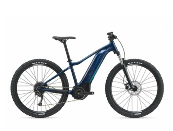 "Women's mountain e-bike with very powerful and reliable equipment for a nice price. Tempt E+ 1 is equipped with a Yamaha SyncDrive Core engine with SmartAssist driving mode and a 500 Wh EnergyPak battery. Larger frames are built on 29"" wheel."