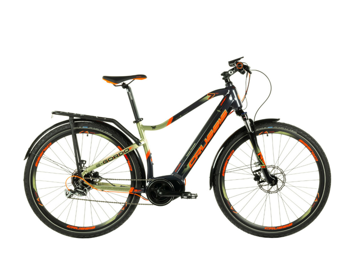 E-bike CRUSSIS e-Gordo 7.6 2021
