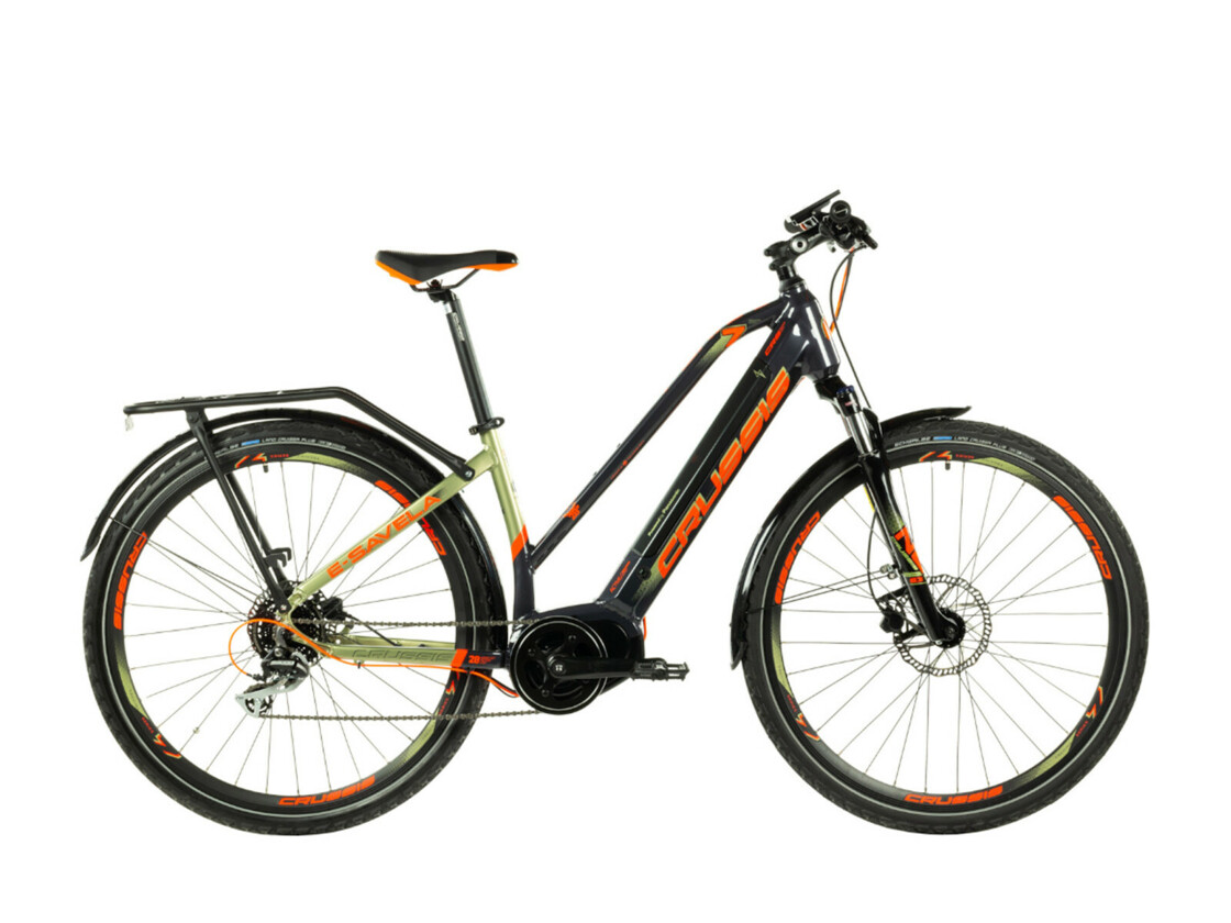 E-bike CRUSSIS e-Savela 7.6-M 2021