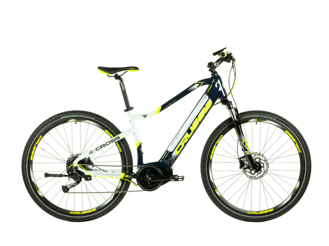 E-bike CRUSSIS e-Cross 7.6