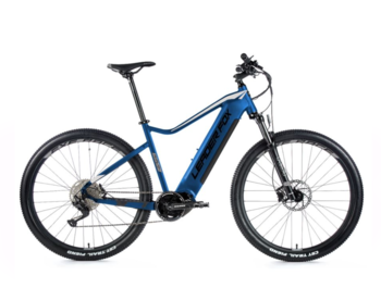 "Mountain e-bike with a powerful Bafang M420 central motor and a color LCD display with a push-button controller. The integrated 630 Wh battery, brisk 29"" wheels and sprung front fork ensure comfort even on longer and more demanding routes."