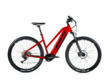 "A new 2021! Women's mountain e-bikes. Awalon model with a powerful Bafang M420 engine, integrated 720 Wh battery, lightweight aluminum frame, sprung fork, disc brakes and fast 29"" wheels."