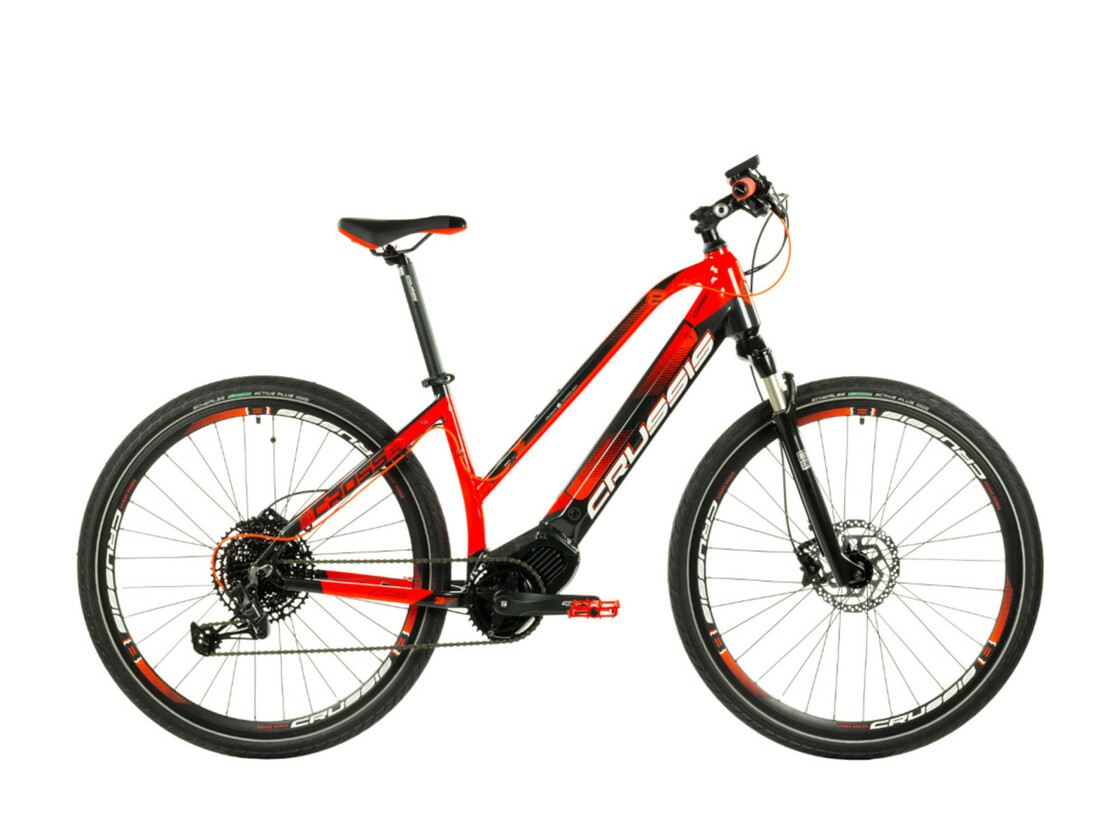 E-bike CRUSSIS OLI-Cross lady 8.6-S