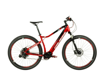 Comfortable and perfectly controllable e-bike with a powerful Bafang M500 motor, fully adapted to men's needs.