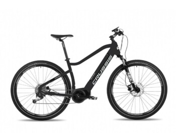 Stable, comfortable and perfectly controllable e-bike with a fully integrated battery. Don't be limited by the length of the trip.