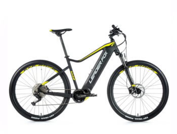 The mountain e-bike equipped with a Bafang M420 central motor and a fully integrated 720 Wh frame battery, which ensures a really long range. The aluminum frame, sporty design, sprung fork and other great components will ensure comfort on the trail.