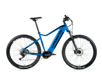 "Mountain e-bike with Bafang M300 engine, integrated frame battery with a capacity of 540 Wh and 27.5"" wheels. The Swan model excels in very smooth running and great performance. It is controlled by an LCD display located on the handlebars.